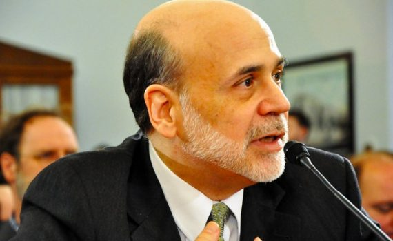 5 lessons from a dinner with Dr. Ben Bernanke
