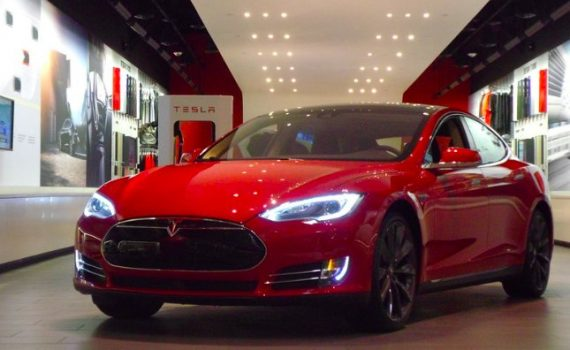 Is short covering behind Tesla's big stock advance?