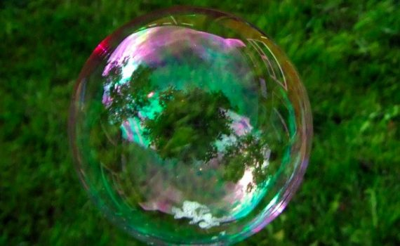Financial Freedom: Why the stock market looks bubbly